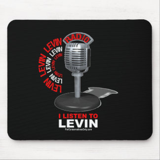 I Listen To Levin Mouse Pad