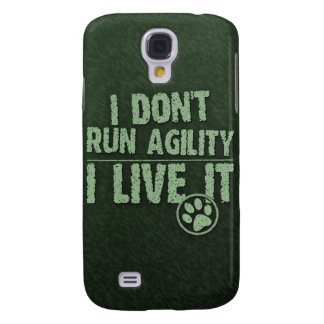 I Live Agility Samsung Galaxy S4 Cover