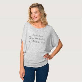 I Live Between (T shirt) T-Shirt