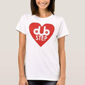 I Live DubStep Music T-Shirt