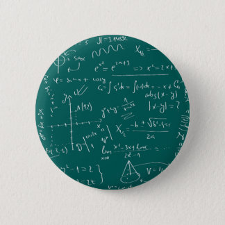 I Live For Math Pinback Button