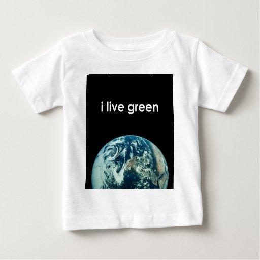 i live green - t shirt