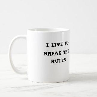 I live coffee mugs