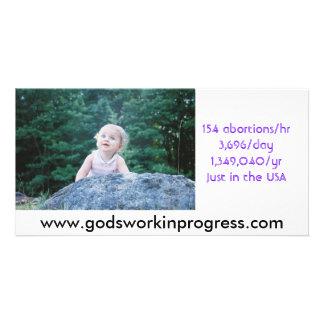 I live  www.godsworkinprogr... card