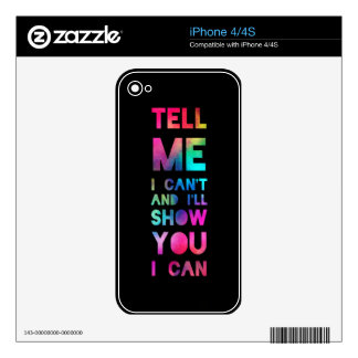 I ll Show You I Can Rainbow Decals For The iPhone 4
