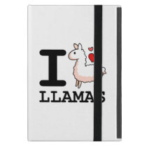 I Llama Llamas Case For iPad Mini