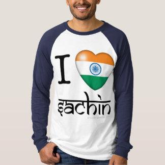 I lLove Sachin (Tendulkar) Playera