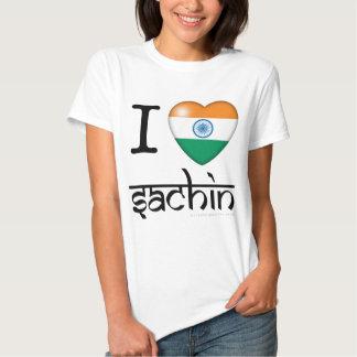 I lLove Sachin (Tendulkar) T Shirts
