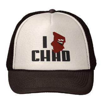 I logo Chad Trucker Hat