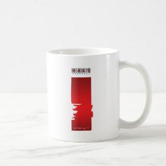 """ i "" logo coffee mug"
