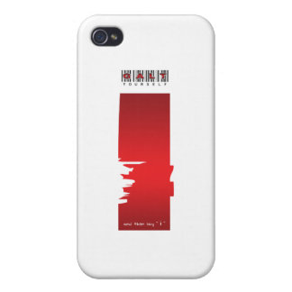 """ i "" logo covers for iPhone 4"