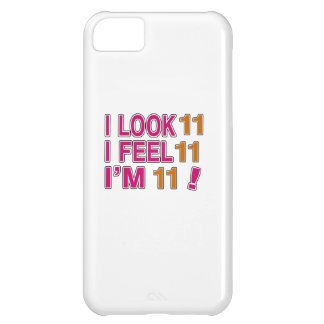 I Look And I Feel 11 iPhone 5C Case
