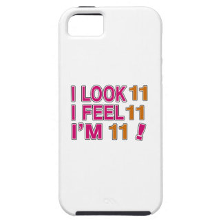 I Look And I Feel 11 iPhone SE/5/5s Case