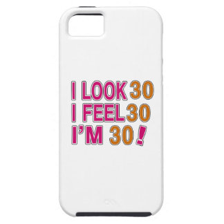 I Look And I Feel 30 iPhone SE/5/5s Case