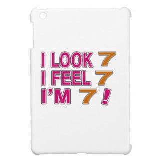 I Look And I Feel 7 iPad Mini Cover