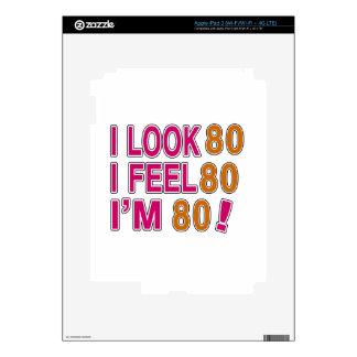 I Look And I Feel 80 iPad 3 Skins