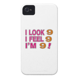 I Look And I Feel 9 iPhone 4 Cover