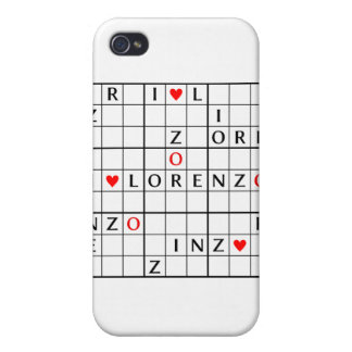I♥LORENZO iPhone 4 COVERS
