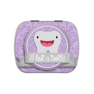 I lost a tooth collection tin for the tooth fairy