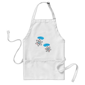 I Lost An Electron Adult Apron