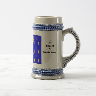 I lost my heart in Franche-Comte Coffee Mug