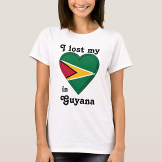 I lost my heart in Guyana T-Shirt