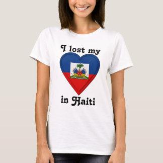 I lost my heart in Haiti T-Shirt