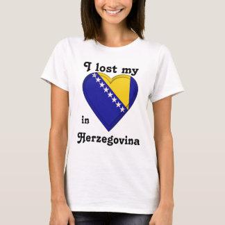 I lost my heart in Herzegovina T-Shirt