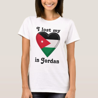 I lost my heart in Jordan T-Shirt