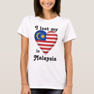 I lost my heart in Malaysia T-Shirt