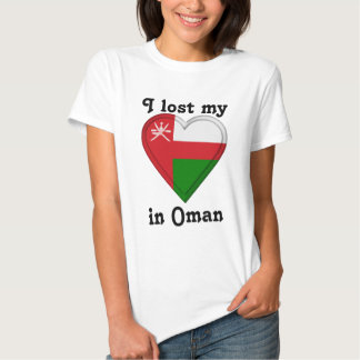 I lost my heart in Oman T-Shirt