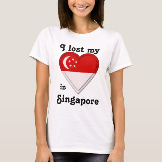 I lost my heart in Singapore T-Shirt