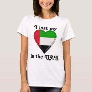 I lost my heart in United Arab Emirates T-Shirt