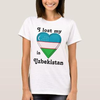 I lost my heart in Uzbekistan T-Shirt