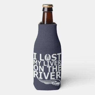 I Lost My Liver On The River, Bottle Cooler Sleeve