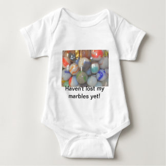 I lost my marbles products baby bodysuit