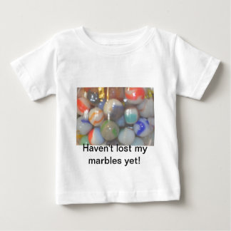 I lost my marbles products t shirt