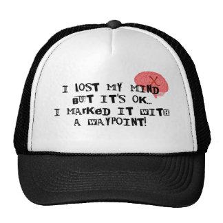 I Lost My Mind! Trucker Hat