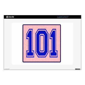 I love 101 laptop decals