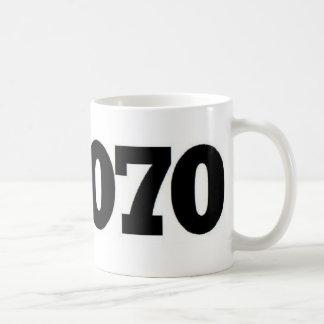 I love 1070 coffee mug