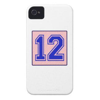 I love 12 iPhone 4 Case-Mate cases