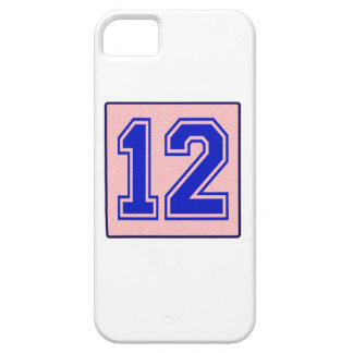 I love 12 iPhone 5 cover