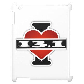 I Love 13.1 (Marathon) Cover For The iPad 2 3 4