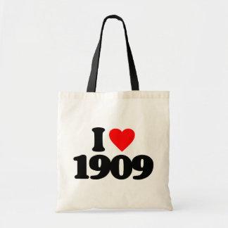 I LOVE 1909 BAG
