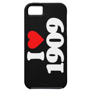 I LOVE 1909 iPhone 5 CASE