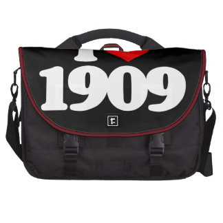 I LOVE 1909 BAGS FOR LAPTOP