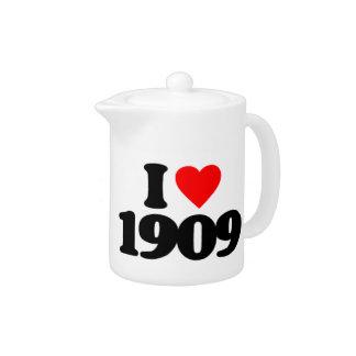I LOVE 1909