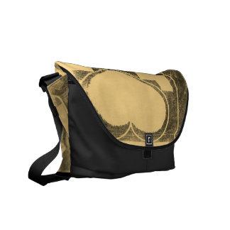 I love 1930 -  vintage - Messenger Bag