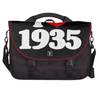 I LOVE 1935 BAGS FOR LAPTOP