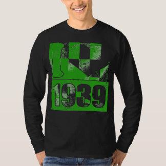 I love 1939 - Green Vintage T-Shirt